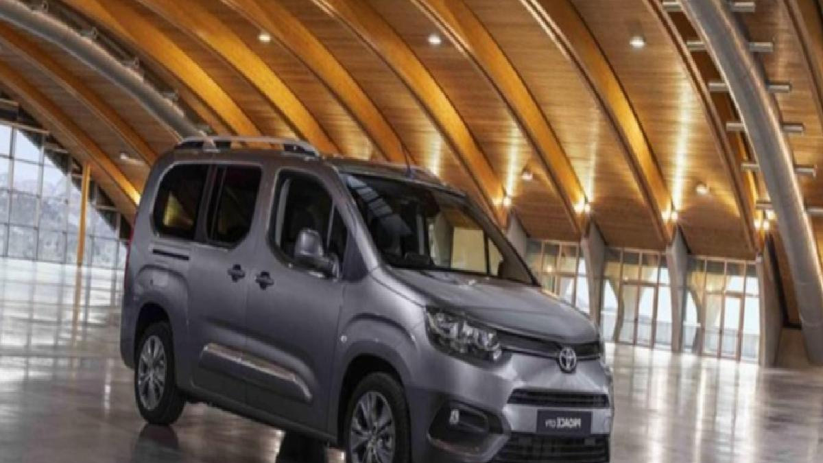 Toyota Proace City elektriklendi