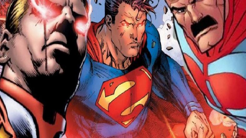 Tüm Süper Kahraman Filmlerinde Bir Superman Kopyası Olması