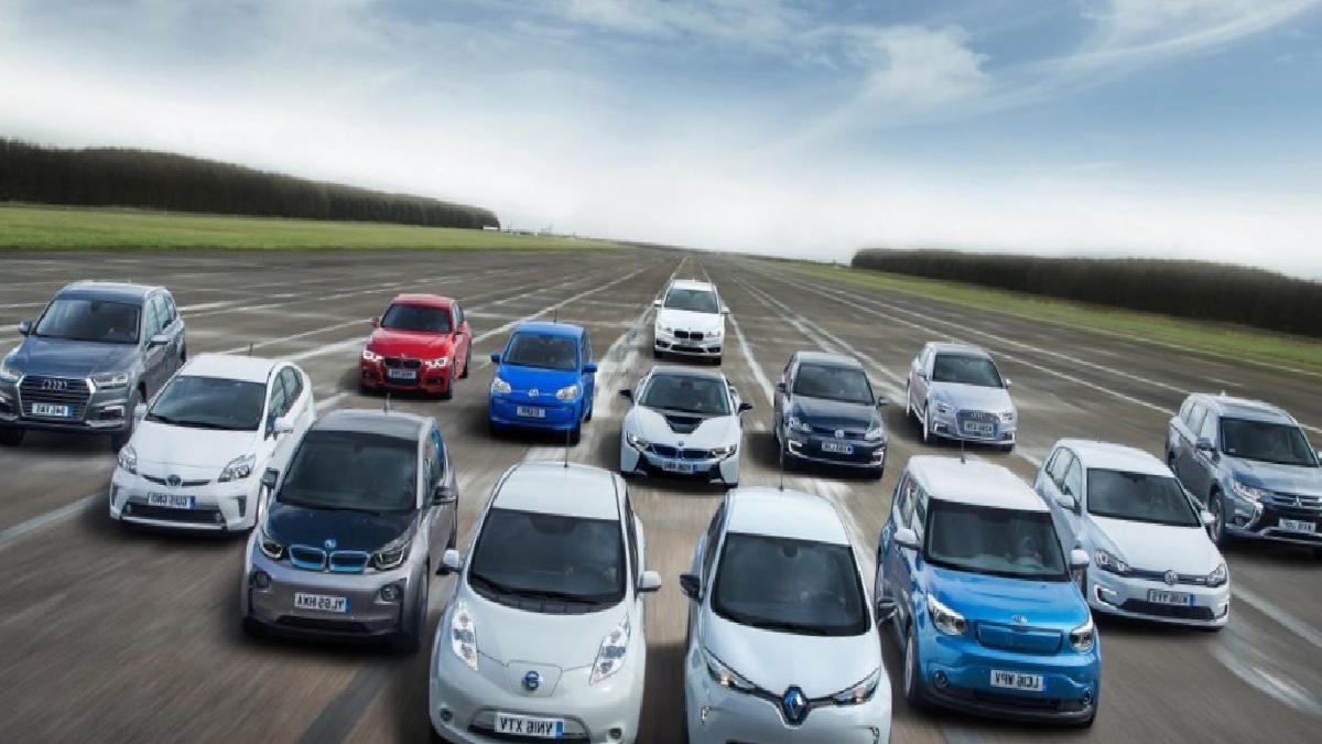 Ülkelere göre internette en çok aratılan elektrikli otomobiller