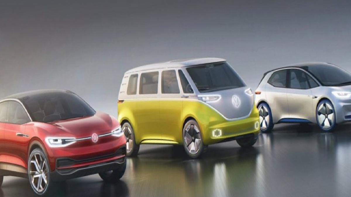 Volkswagen, Çin'deki elektrikli araç fabrikasının yapımına başladı