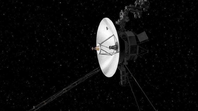 Voyager-1, 22,5 Milyar Kilometreden Dünya'ya Ses Gönderdi