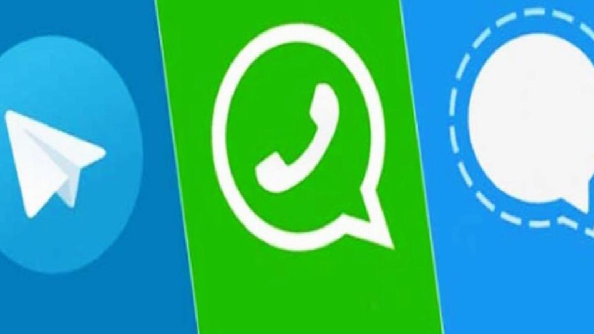 WhatsApp'a darbe: Rakipler yüzde 1200 büyüdü