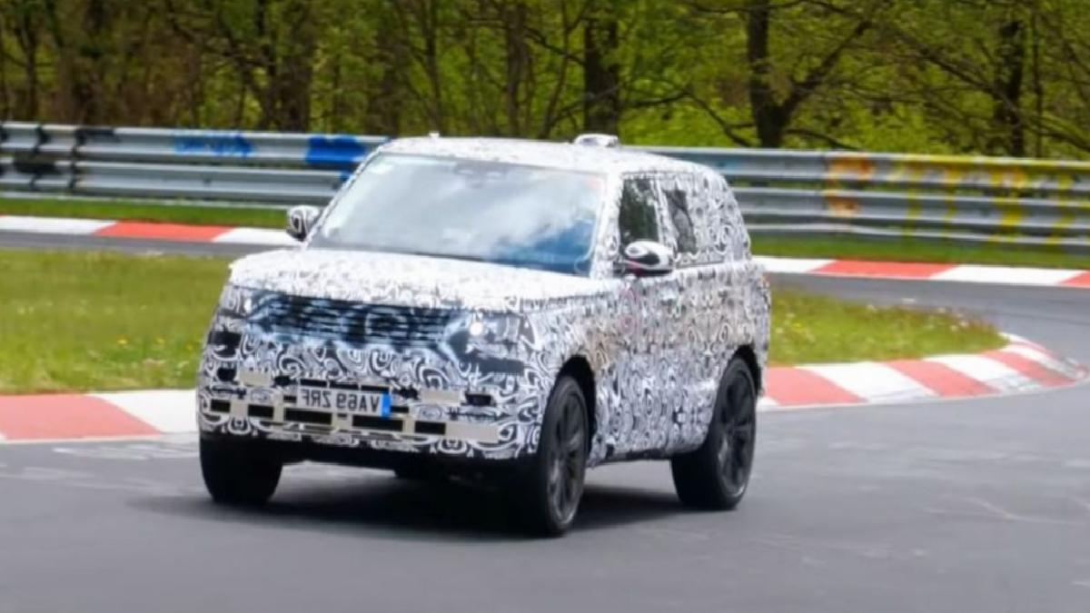 Yeni nesil Range Rover'dan yeni video geldi