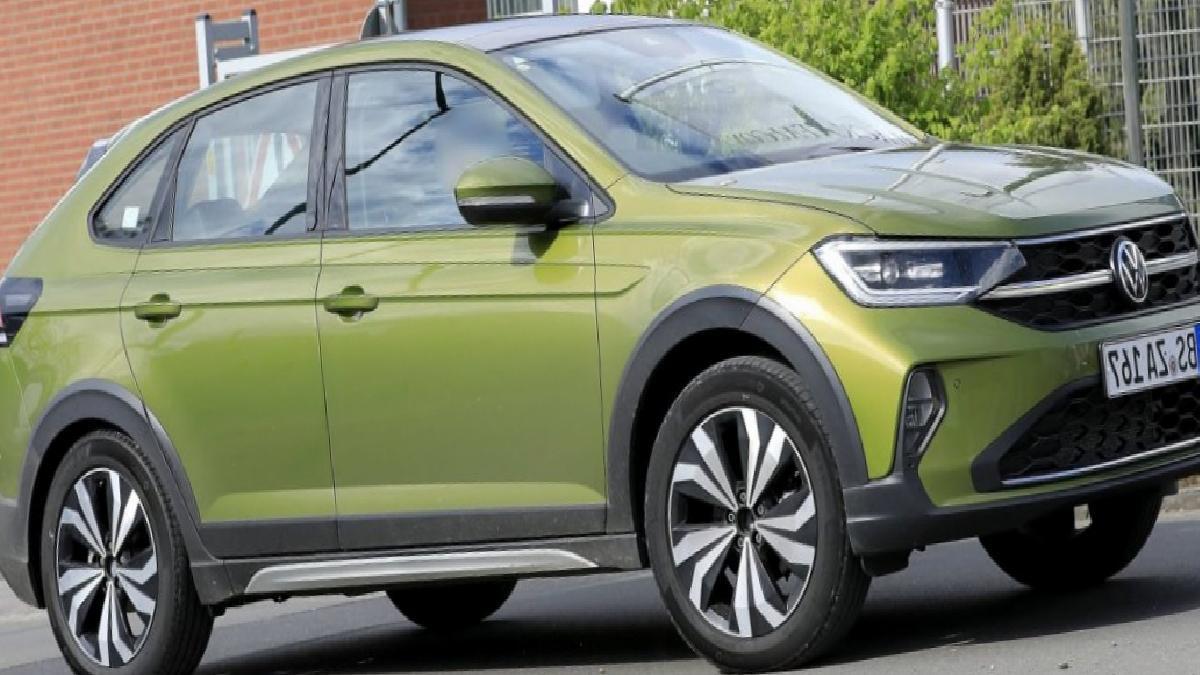 Yeni Volkswagen Taigo görüntülendi