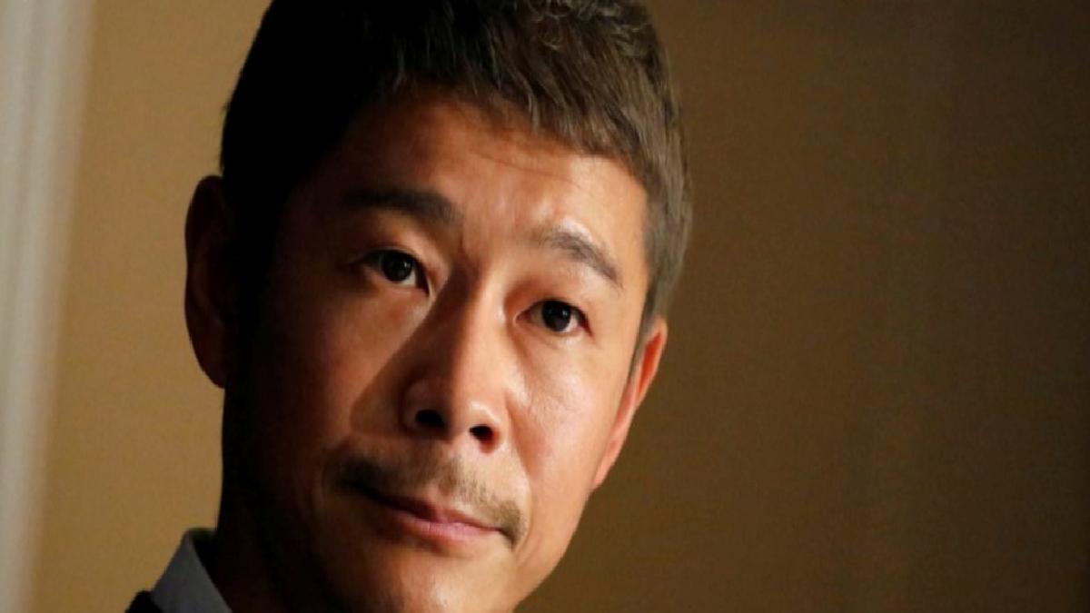 Yusaku Maezawa, uzay seyahati için 40 milyon doları gözden çıkardı