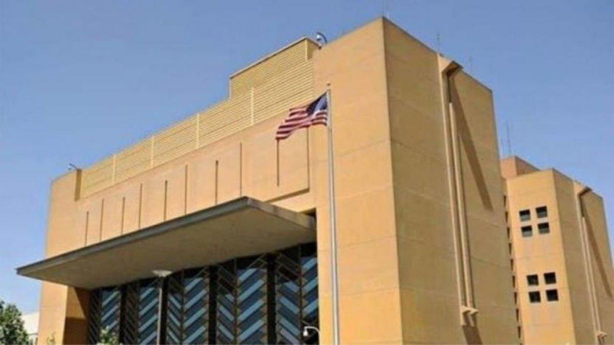ABD, Kabil Büyükelçiliği'ndeki görevlilerin tahliyesi için asker gönderecek