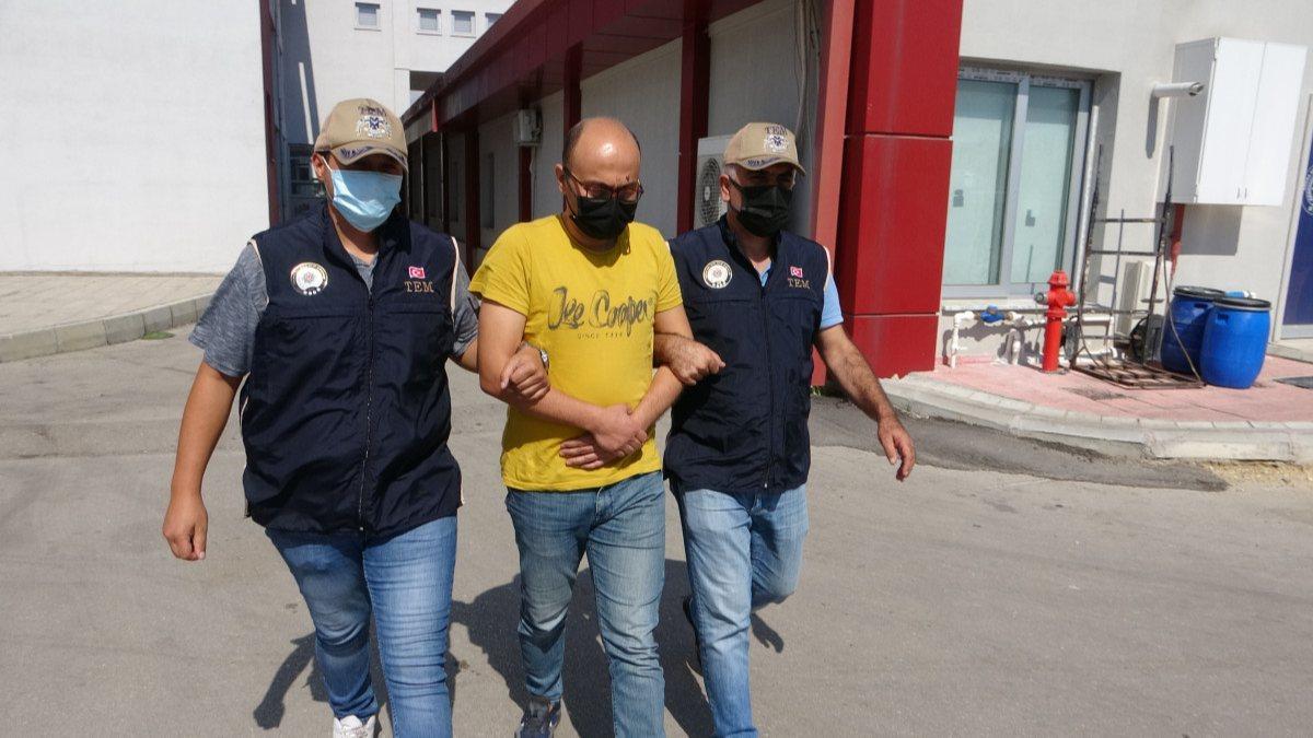 Adana'daki firari FETÖ'cü öğretmen yakalandı