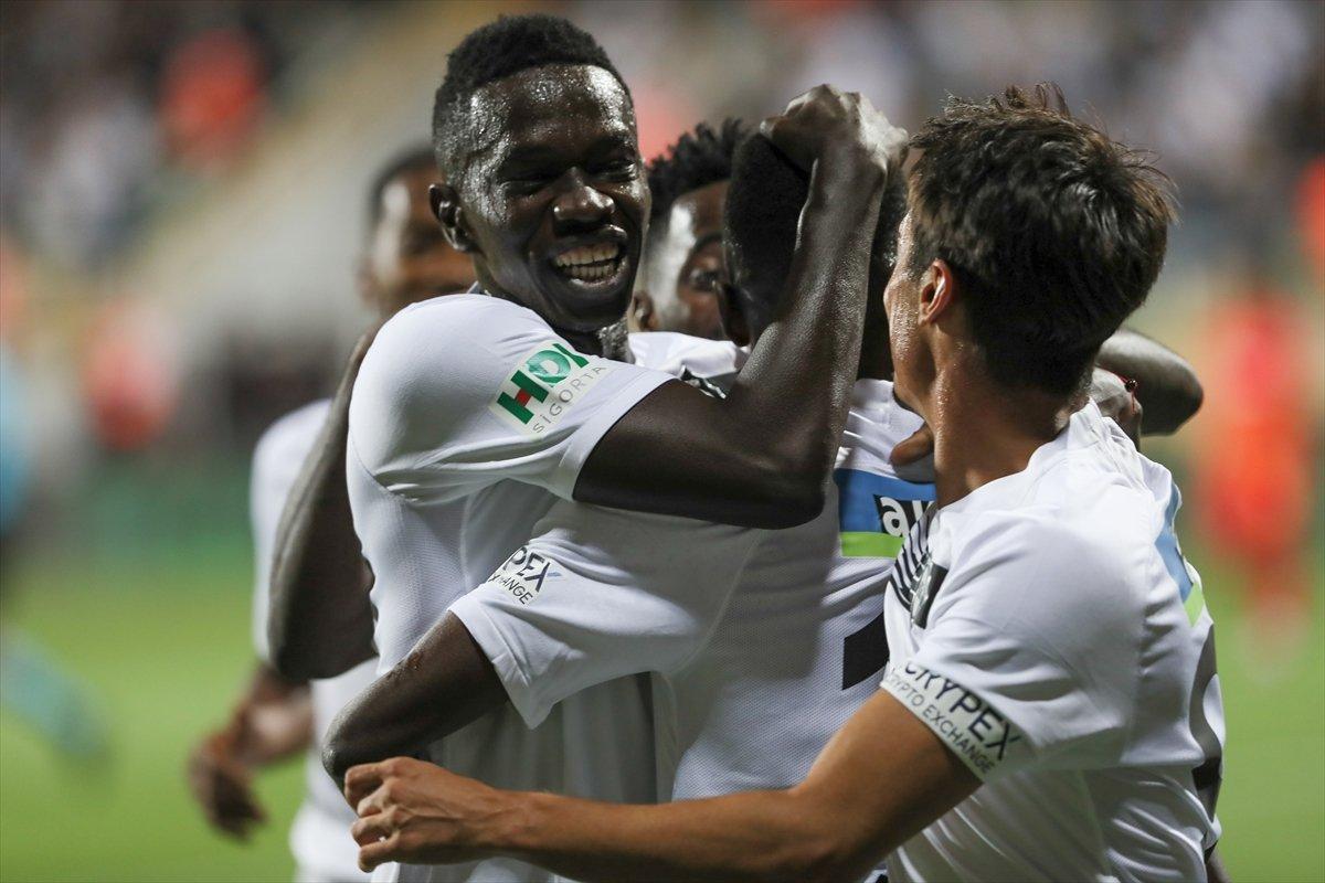 Altay, sahasında Kayseri ye 3 gol attı #2