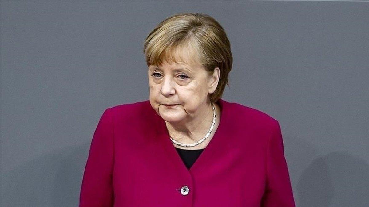 Angela Merkel'den Afganistan açıklaması