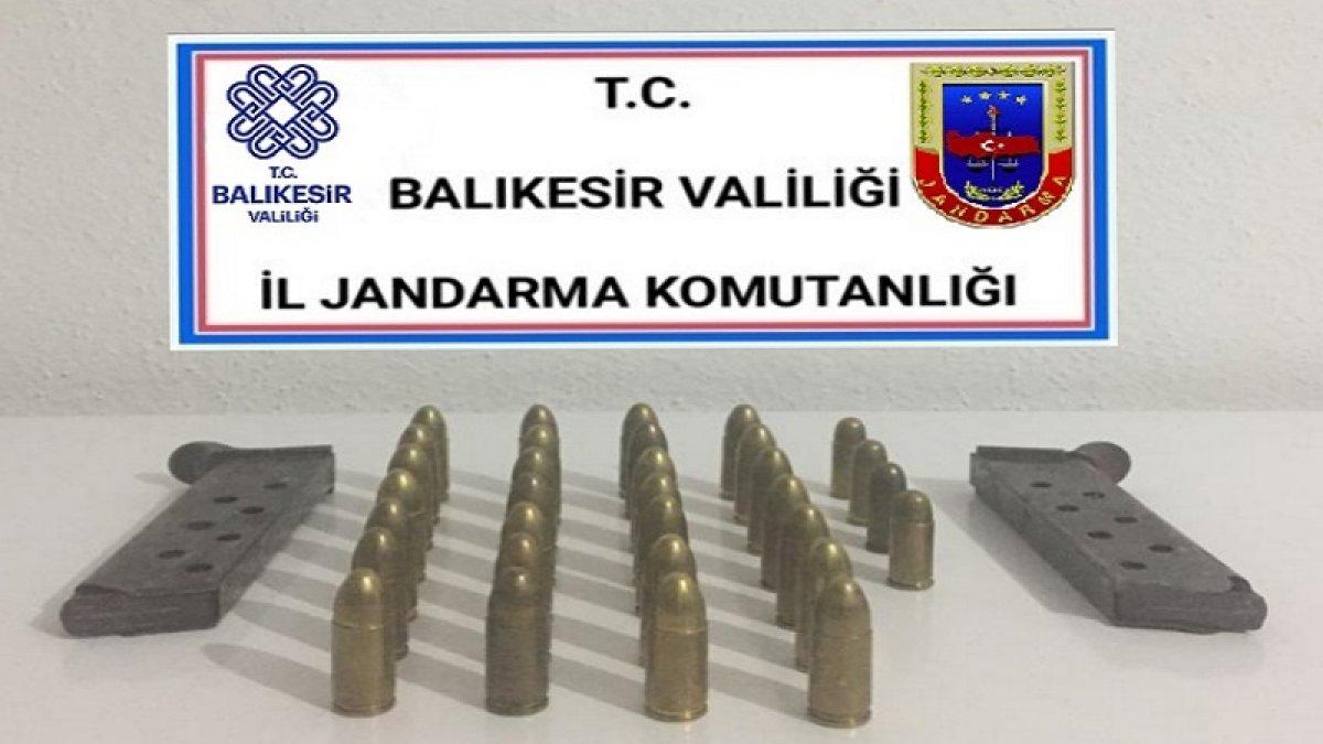 Balıkesir'de huzur operasyonu: 36 gözaltı