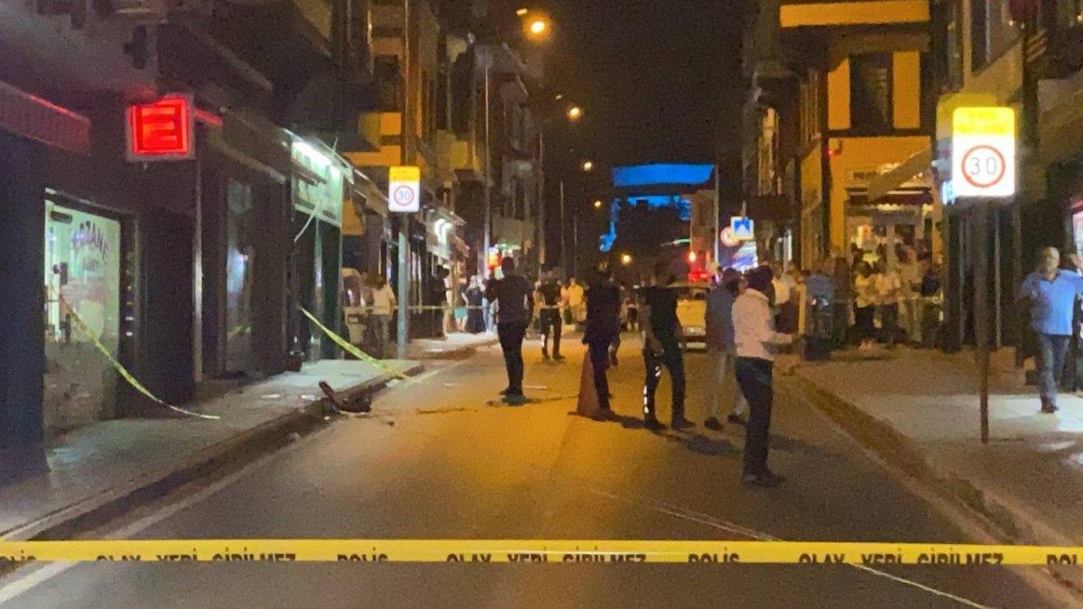 Bursa'da sokak ortasındaki çanta imha edildi