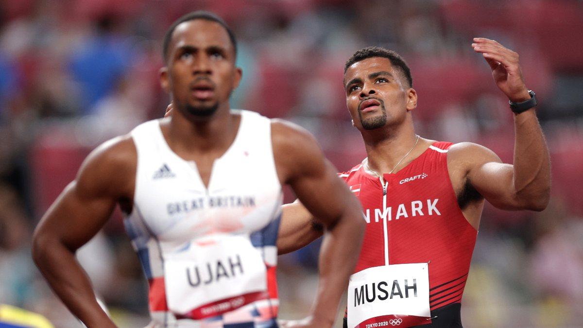 Büyük Britanyalı sprinter Ujah'a doping cezası