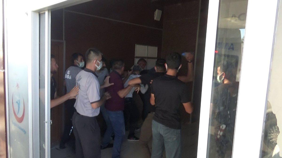 Diyarbakır'da liste kavgası hastane acilinde devam etti