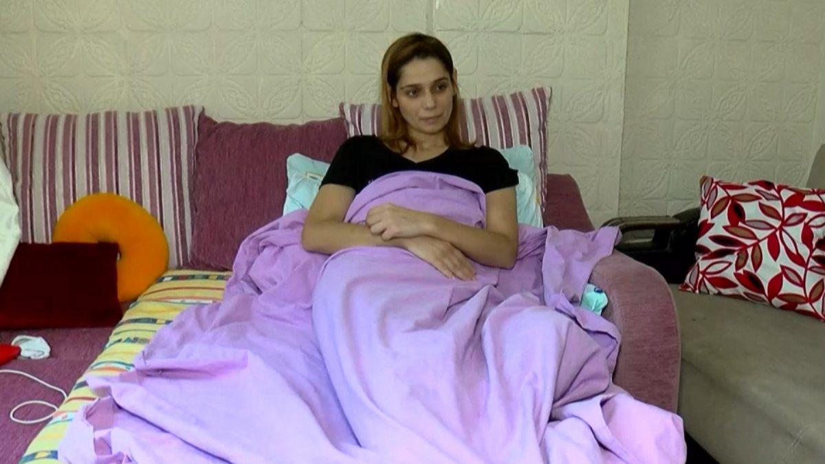 Eskişehir'de eski eşi tarafından 5 yerinden vurulan kadın, acısını anlattı