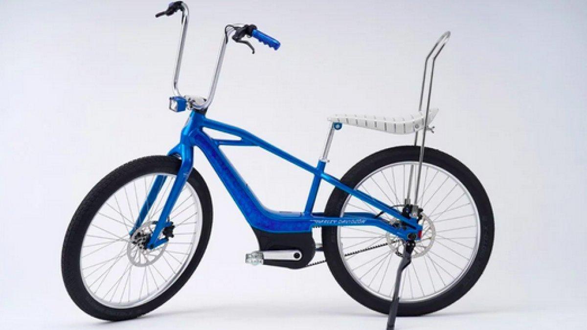 Harley Davidson, bir adet elektrikli bisiklet üretti