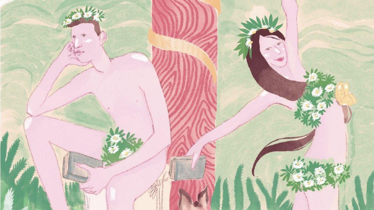 İki yeni kısa klasik: Âdem ile Havva'nın Güncesi ve Neden Bu Kadar Akıllıyım