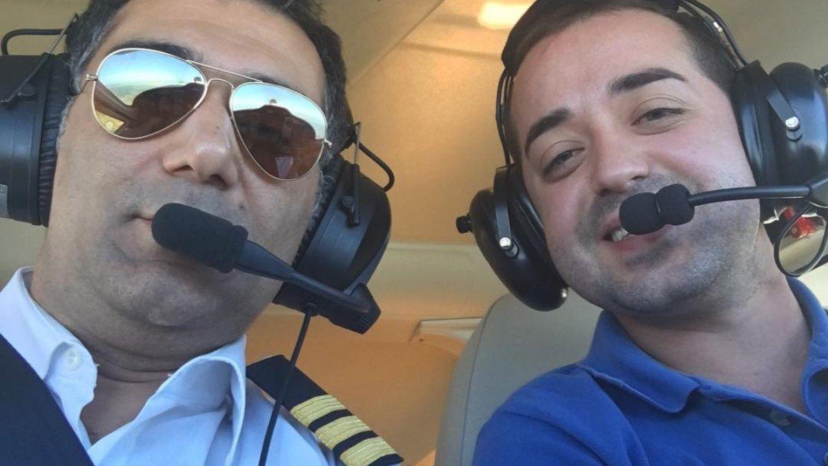 Kahramanmaraş'taki uçak kazasında can veren pilotun evinde hüzün var