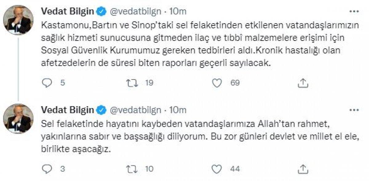 Kastamonu, Bartın ve Sinop'ta süresi biten ilaç raporları geçerli sayılacak #1