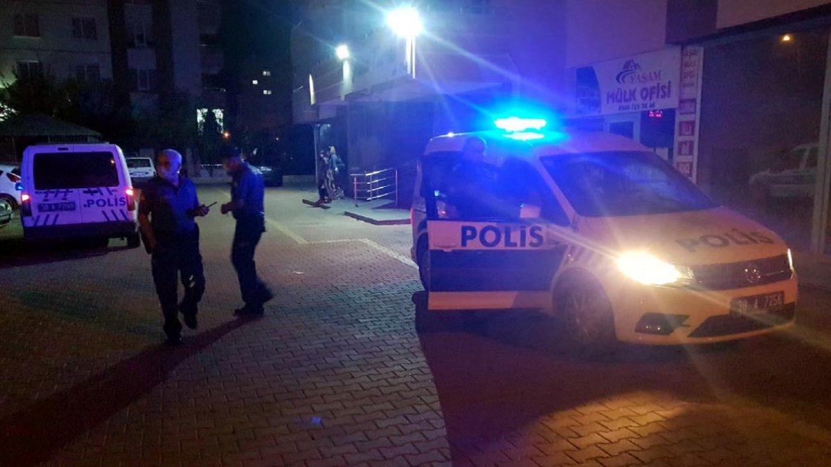 Kayseri'de akrabası olan çifti bıçakladı