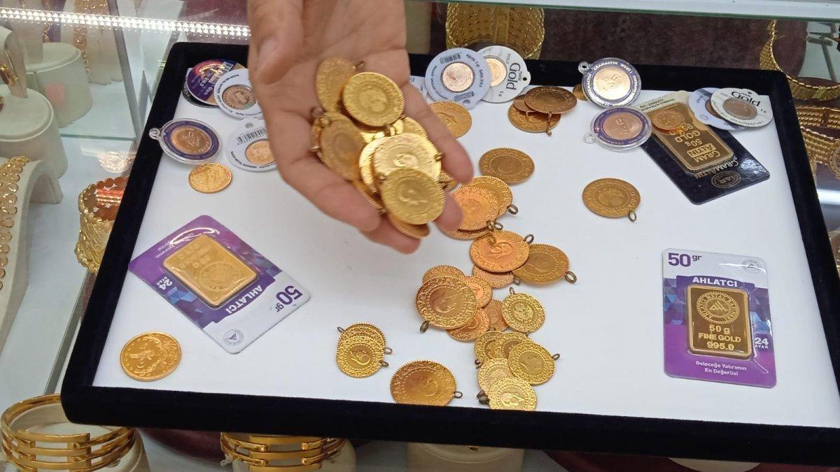 Kayseri'de kuyumcudan altın almanın tam zamanı önerisi