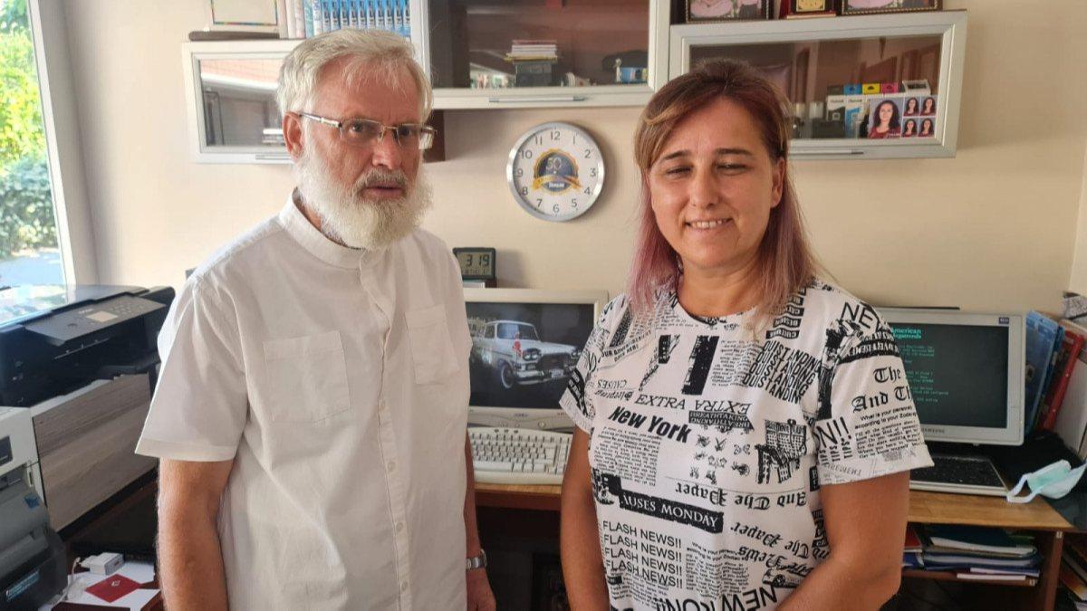 Kocaeli'de Devrim otomobili için çalışan babanın kızı TOGG için çalışıyor