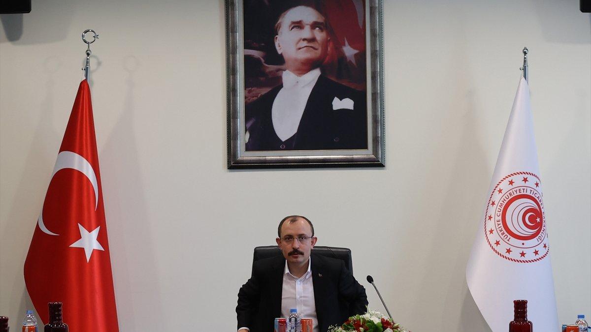 Mehmet Muş: Cumhuriyet tarihinde ilk kez ihracatta 200 milyar doları geçtik