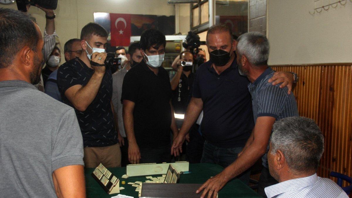 Meral Akşener'in Erzincan ziyaretinde gergin anlar
