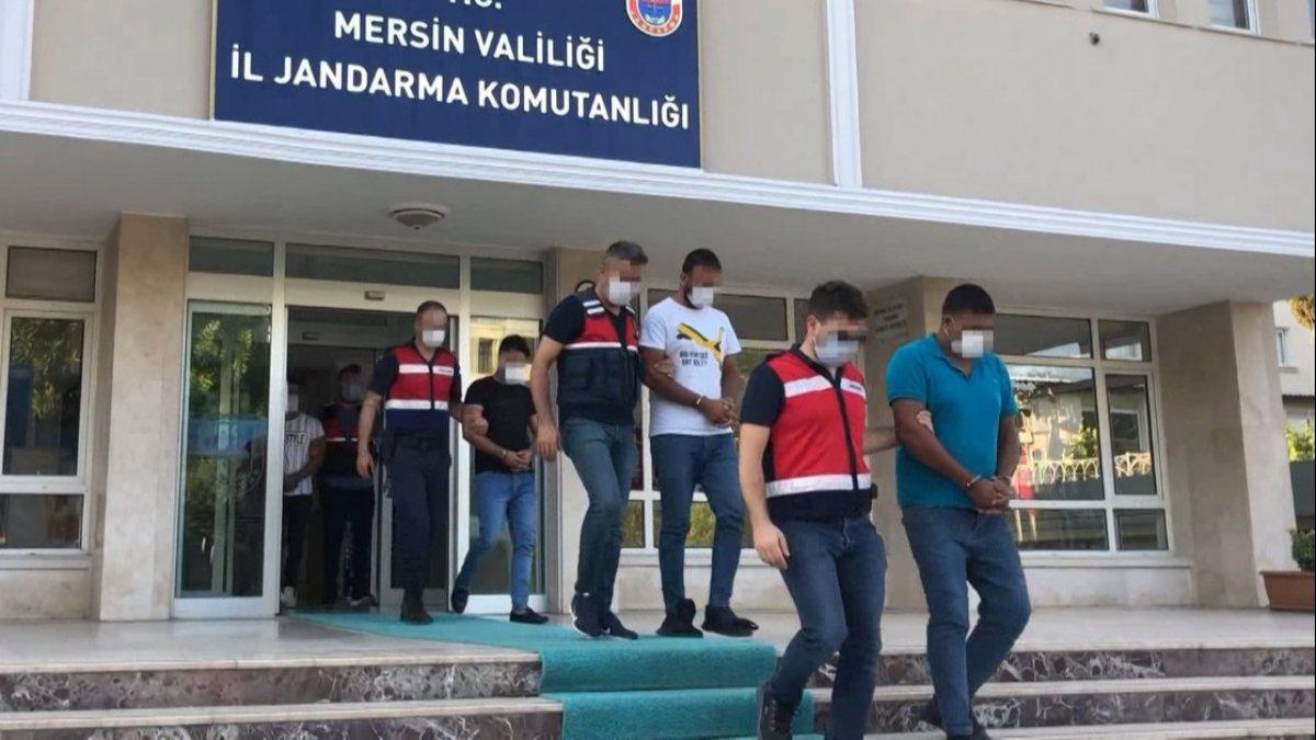 Mersin'de sosyal medya dolandırıcılarına operasyon