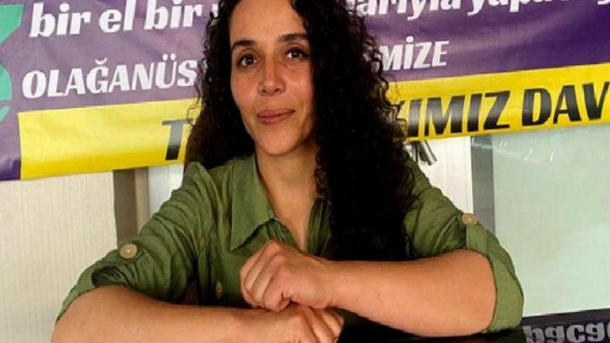 Muş'ta, gözaltına alınan HDP İl Eş Başkanı Belma Nergiz tutuklandı
