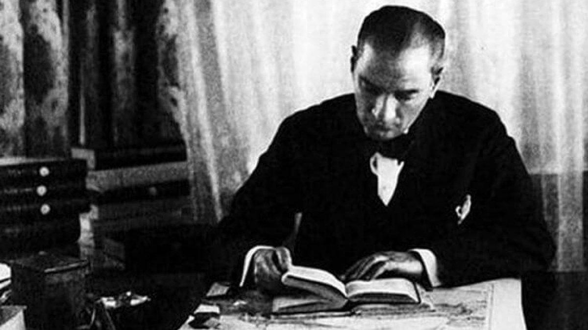 Mustafa Kemal Atatürk'ün sevdiği beş kitap