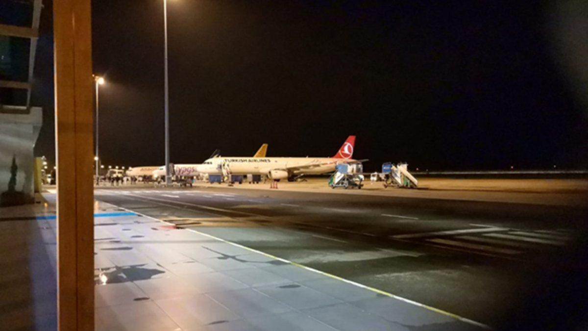 Ordu-Giresun Havalimanı'nda Almanya'ya uçuşlar yeniden başlıyor