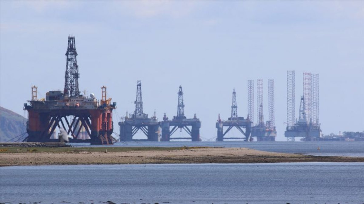 Rusya'nın petrol ihracatı gelirleri artışa geçti