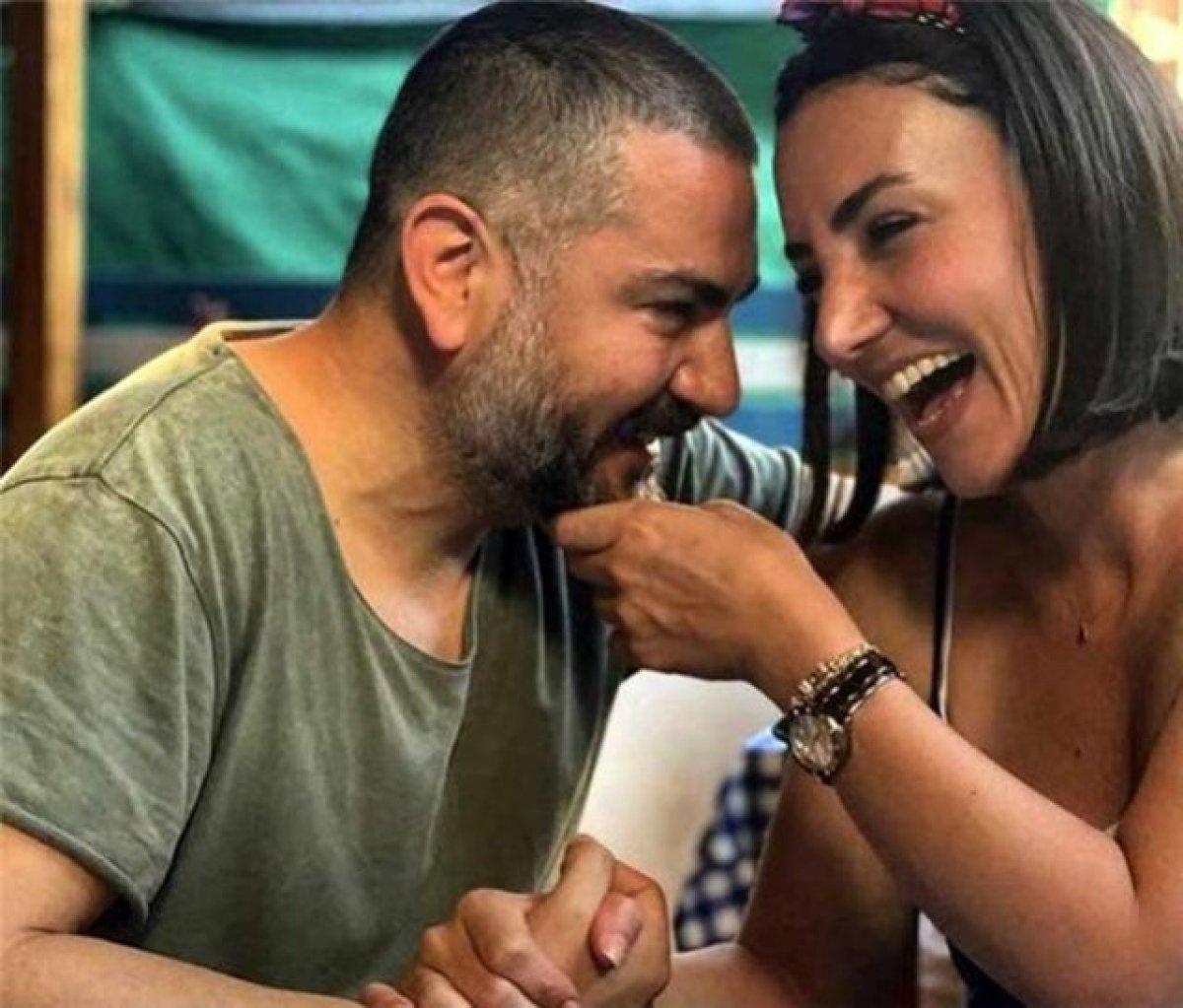 Sevcan Orhan ile Gökhan Dağıstanlı aşk yaşıyor #1