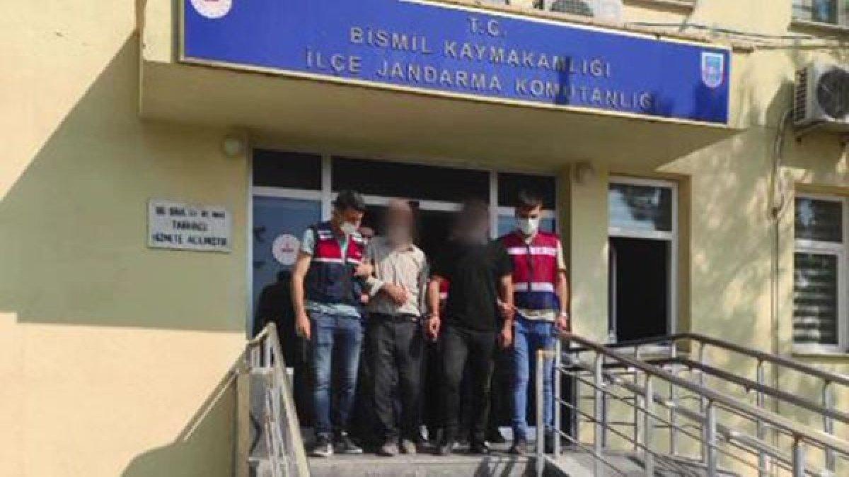 Siirt'te cinayet işleyen 5 şüpheli, 11 yıl sonra Diyarbakır'da yakalandı