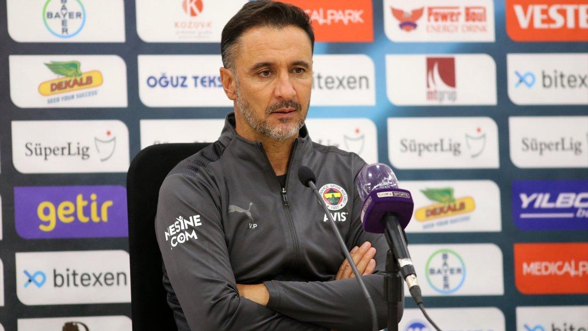 Vitor Pereira: 3 puanla başlamak çok önemliydi