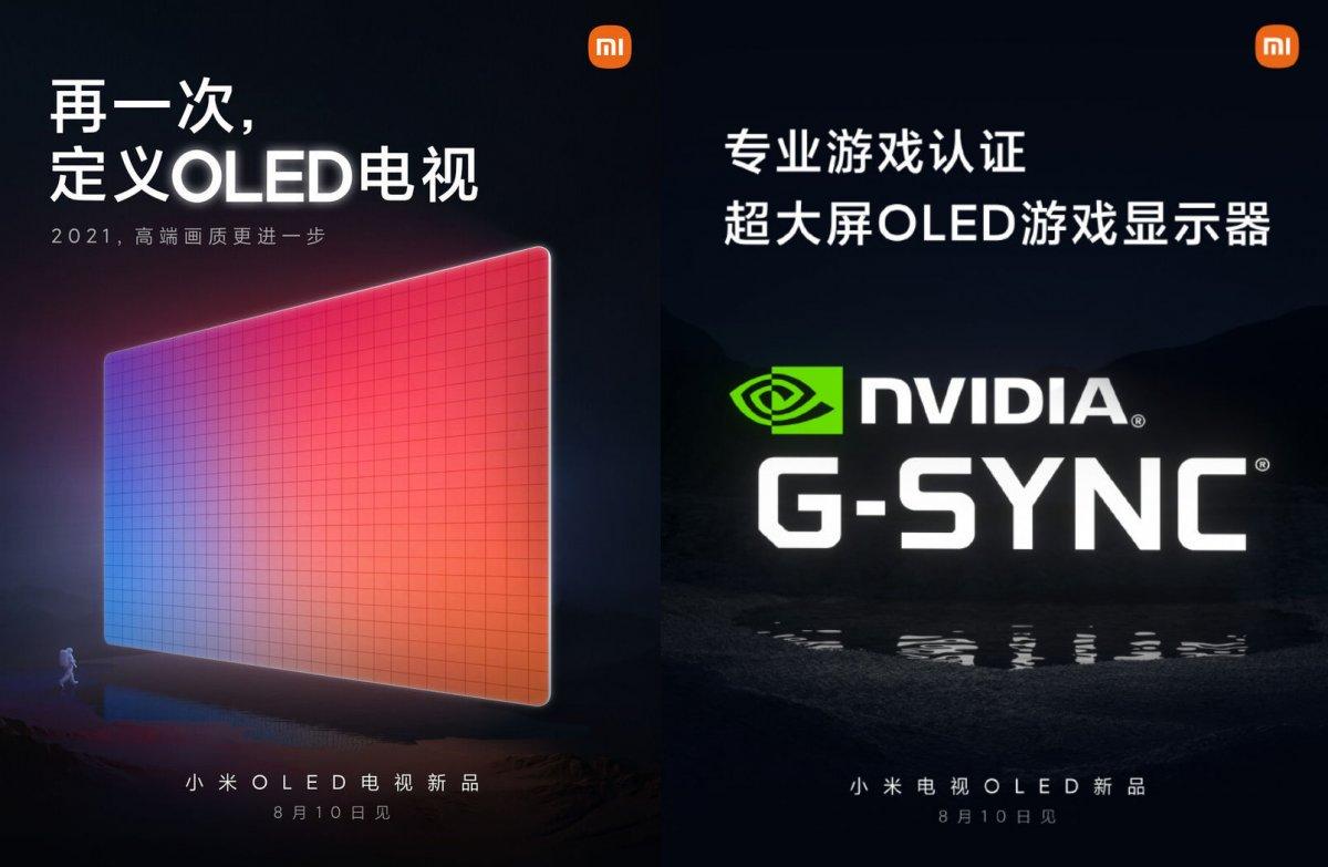 Xiaomi, yeni OLED oyun televizyonunu satışa çıkarıyor #1